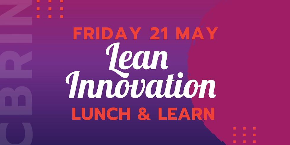 Lean Innovation – Lunch & Learn