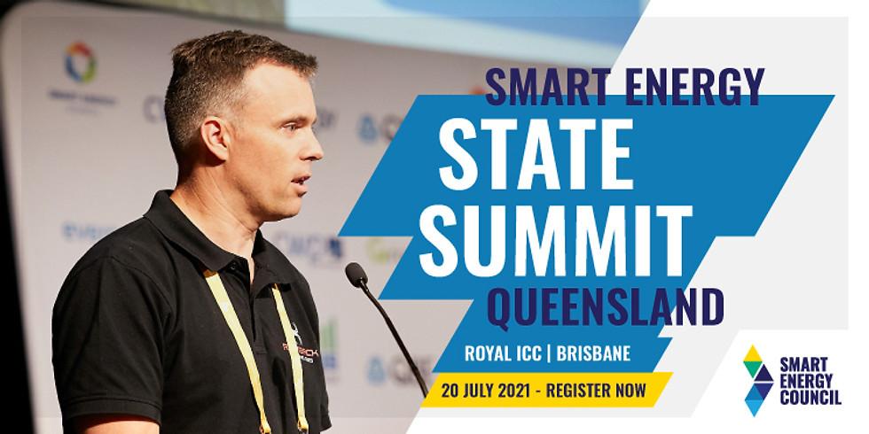 QLD Smart Energy Summit - Virtual