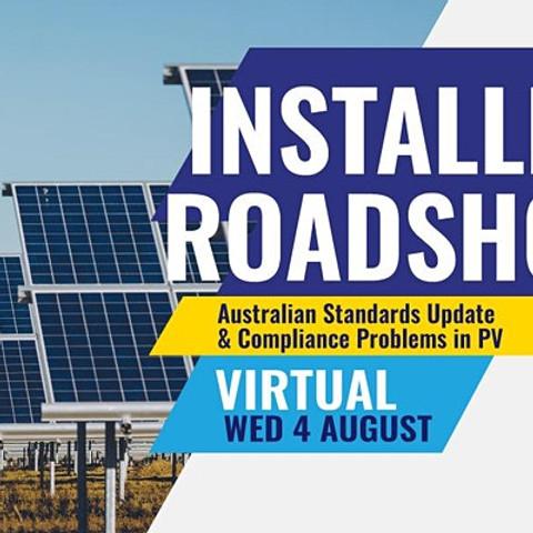 Virtual Installer Roadshow