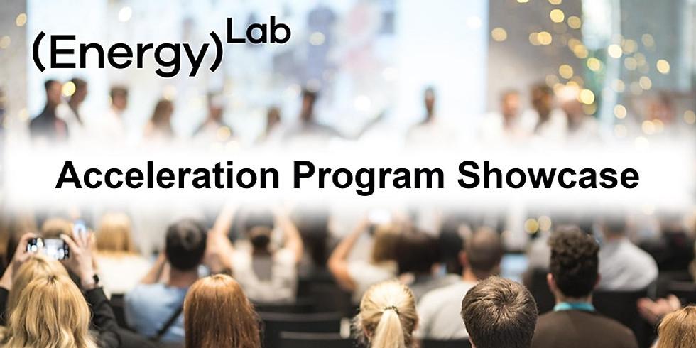 EnergyLab Acceleration Program Showcase