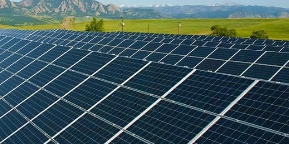 Investment Opportunity!! Goulburn Community Energy Co-operative Solar Far