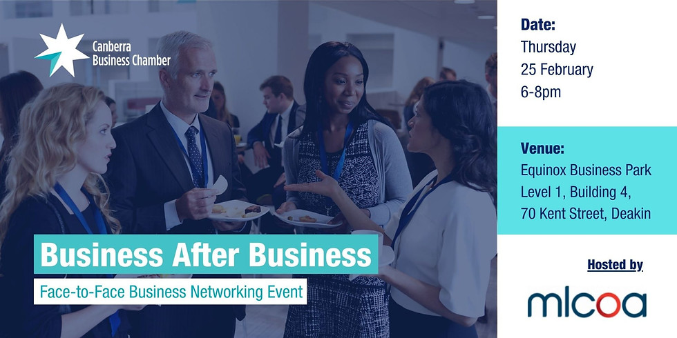 Business After Business Networking