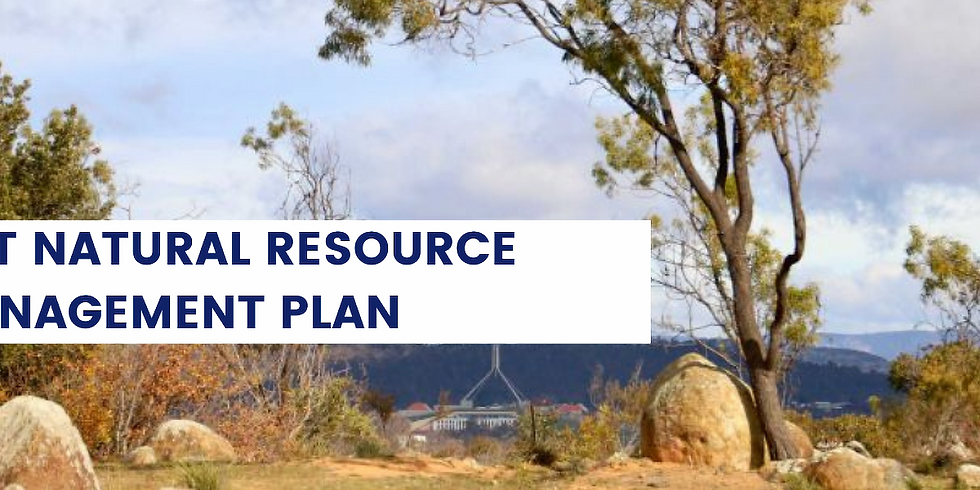 Information session: the next ACT Natural Resource Management Plan