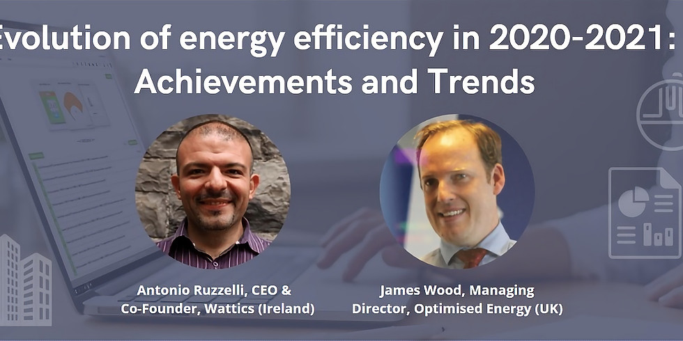 Evolution of energy efficiency in 2020-2021: Achievements and Trends