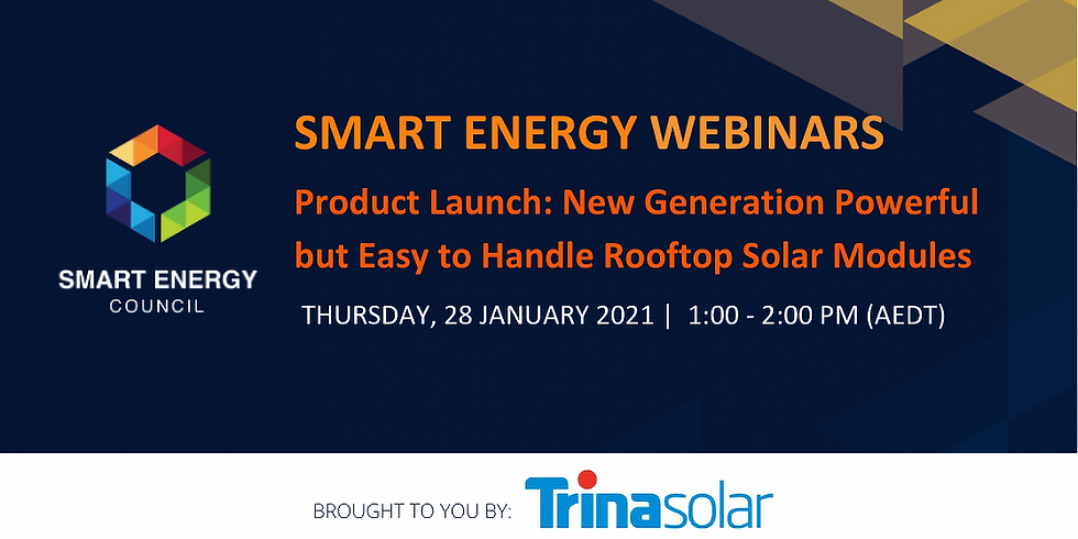 Product Launch: New Generation Powerful but Easy to Handle Rooftop Solar Modules
