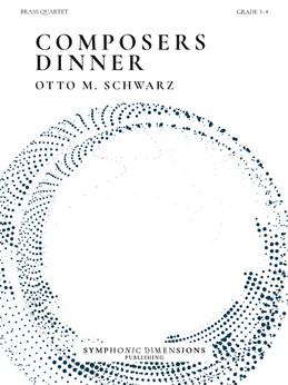 Composers Dinner - Otto M. Schwarz