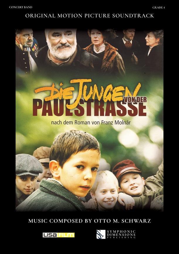 Die Jungen von der Paulstraße - Otto M. Schwarz