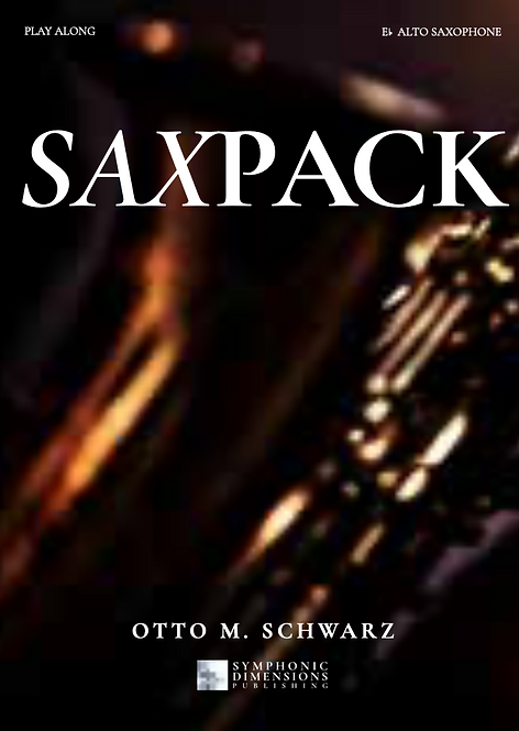 SAXPACK - Play Along