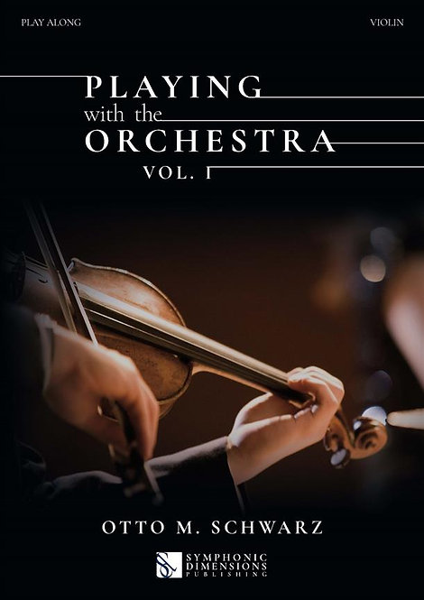 Playing with the Orchestra Vol. 1  - Violin
