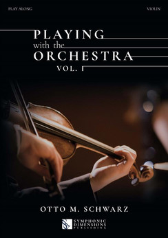 Playing with the Orchestra - Vol 1 Otto M. Schwarz