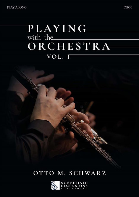 Playing with the Orchestra Vol. 1  - Oboe