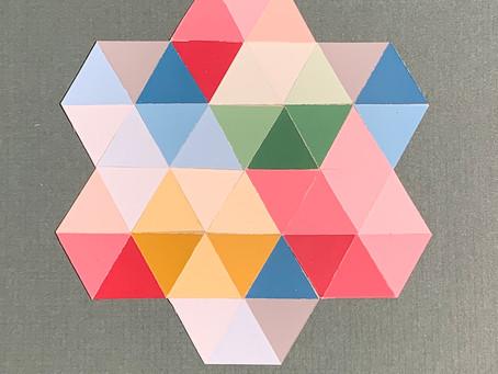 The Transparent Box Illusion: Construction of Three Dimensional Form I