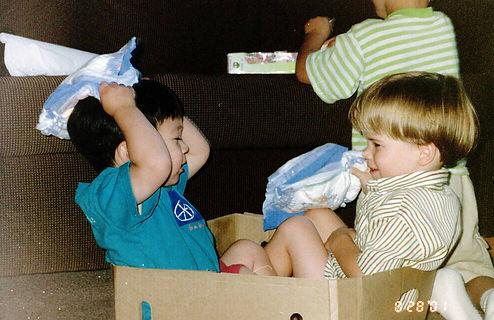 Kole & Jon, Diaper war.jpg
