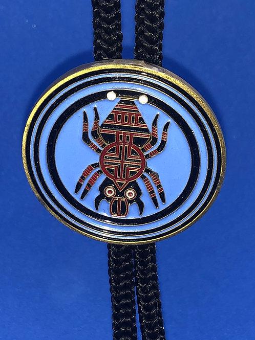 Cherokee Water Spider Bolo Tie