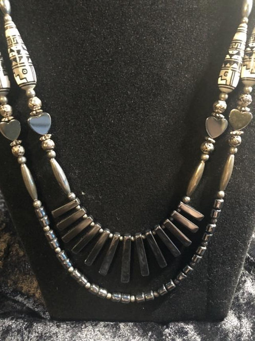 Native American Heart and Soul Necklace