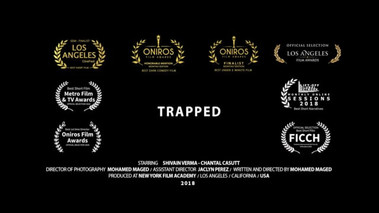 Trapped ( Short Film ) 2018 Trailer
