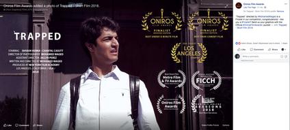 Oniros Film Awards Post