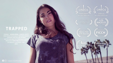 TRAPPED - short film - 2018