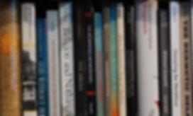 Spiritual and meditato books from Shunyamurti's library