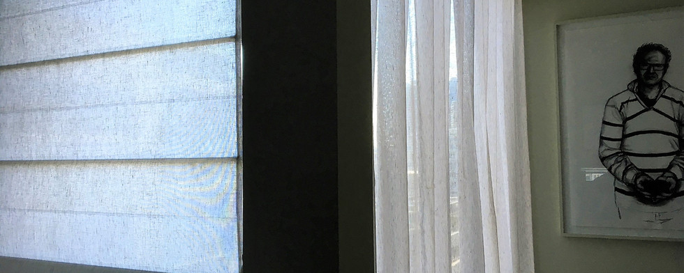 Davidson Sheer lined Roman and Ripplefold Allusion Limestone.JPG