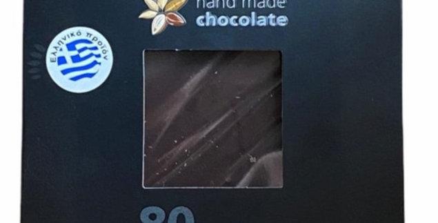Dunkle Schokolade 80% (90g)