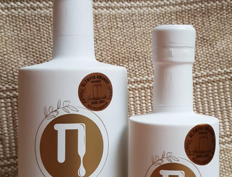 Agoureleo, Bio Premium extra natives Olivenöl (200ml)
