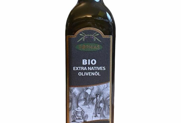 Bio extra natives Olivenöl (500ml)