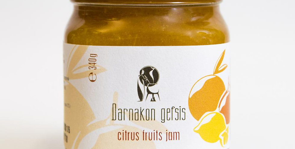 Zitrusfrüchte Marmelade (340g)
