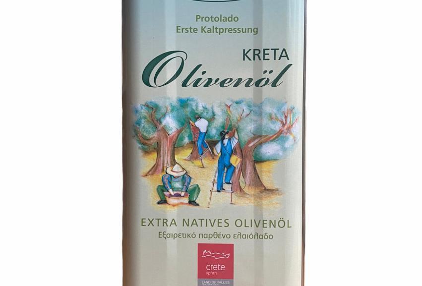 Sophias extra natives Olivenöl  (5L)