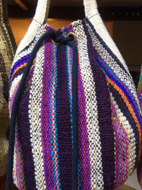 boho bag-dahlia purple