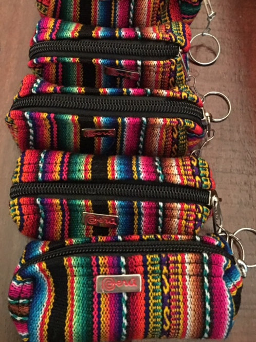 mini pouch/keychain