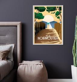 doz-affiche-vintage-vendee-noirmoutier-c
