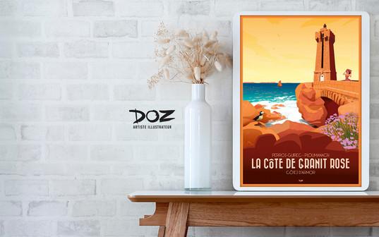 DOZ-cote-granit-rose-affiches-vintage.jp