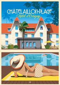 doz-affiche-vintage-hotel-orbigny-chatel