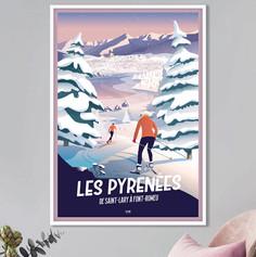 doz-affiche-vintage-font-romeu-saint-lar