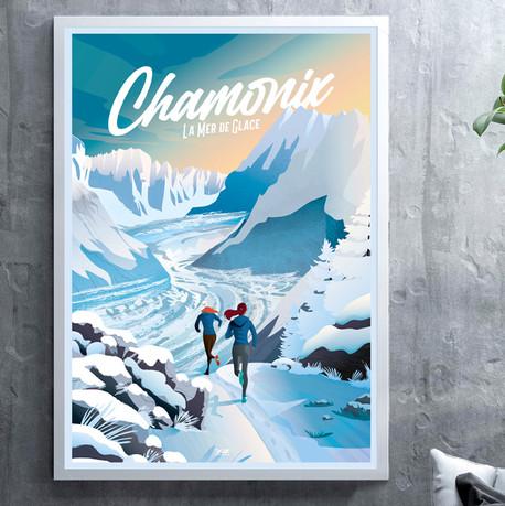 doz-affiche-vintage-chamonix-defi-delles
