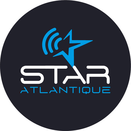 STAR ATLANTIQUE - LOGO CERCLE 3 COULEURS