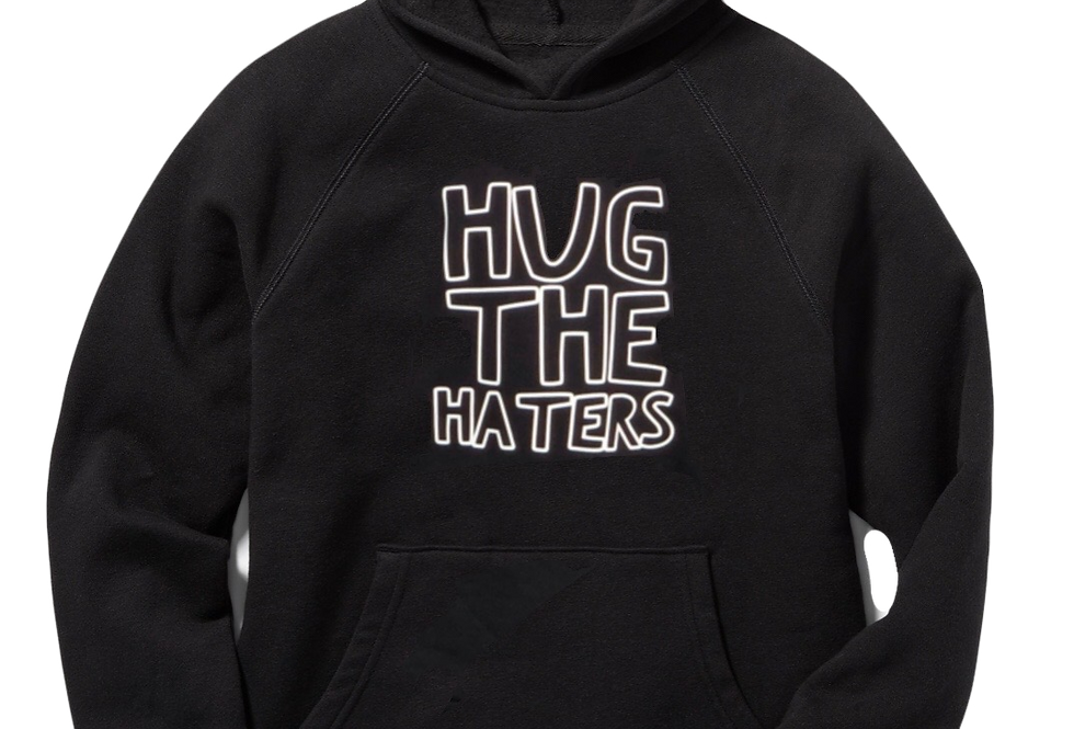 HUG THE HATERS