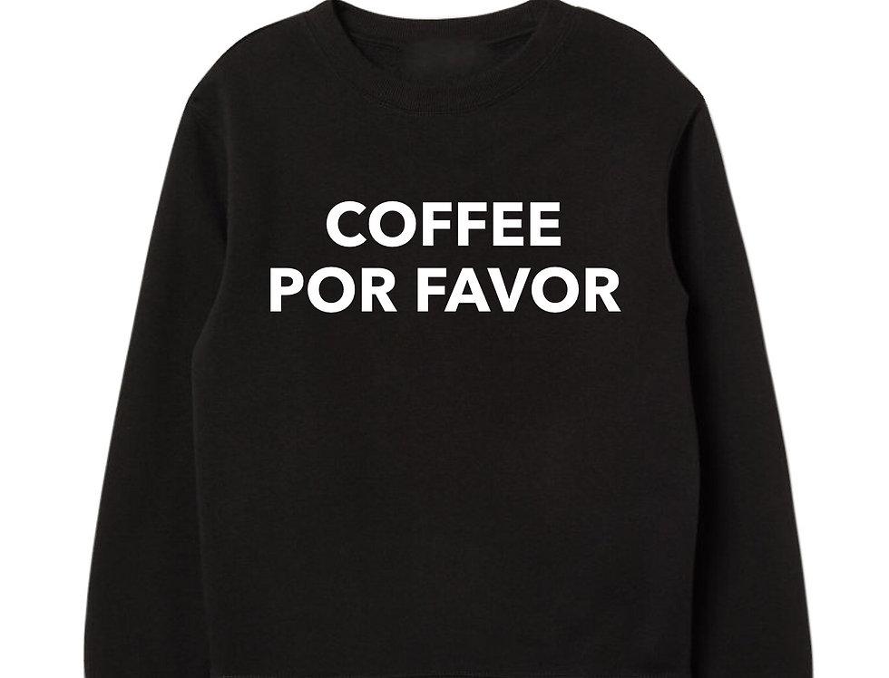 COFFEE POR FAVOR