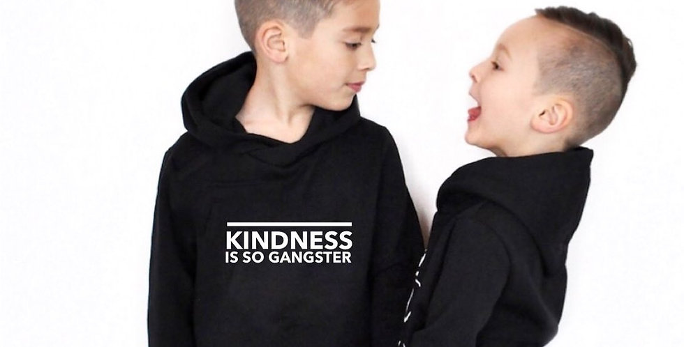 YOUTH KINDNESS HOODIE