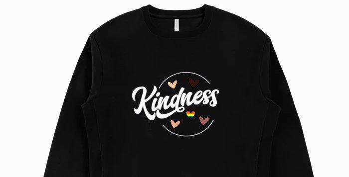 Kindness Crewneck Sweatshirt
