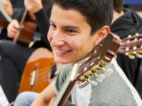 Student Spotlight: Pablo Quiñonez Paz