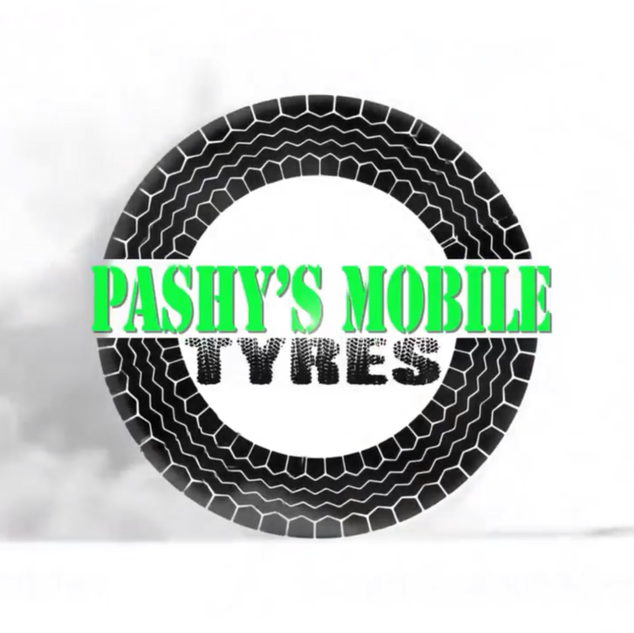 Pashy's Tyres   Logo Animation