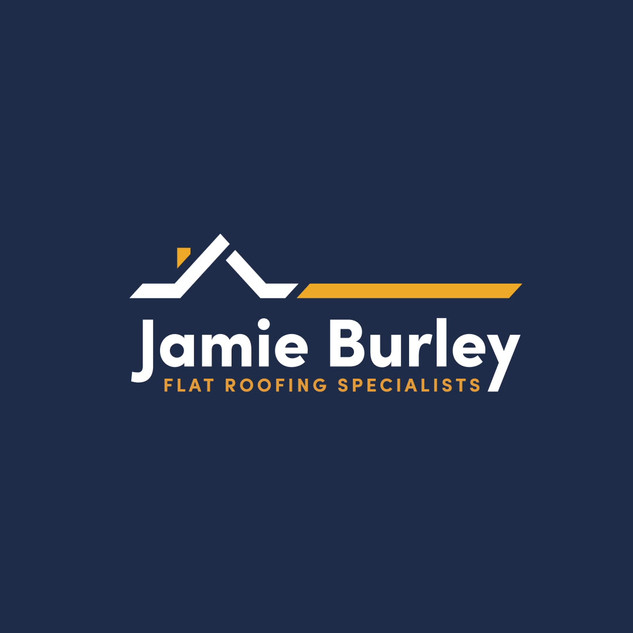 Jamie Burley Flat Roofing Specialists   Logo Animation