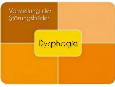 Vorstellung der Störungsbilder: Dysphagie