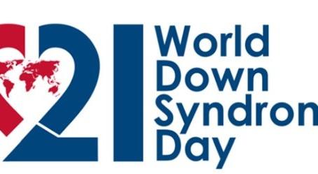Welttag des Down-Syndroms