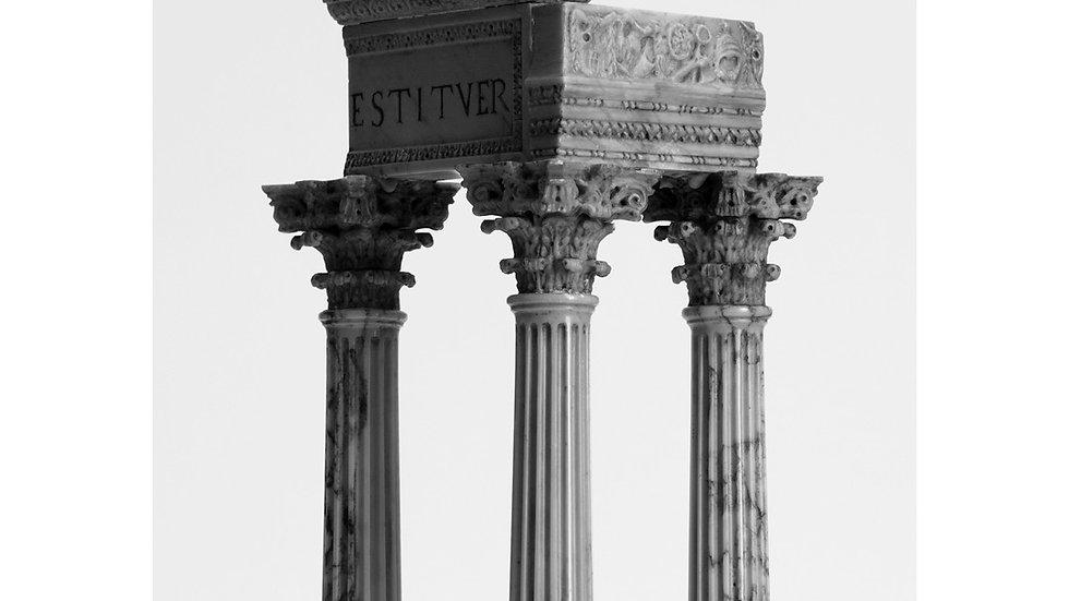 Vespasians Tempel