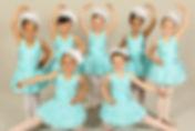 Our little ballerinas