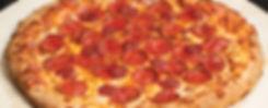 Mio's pepperoni pizza