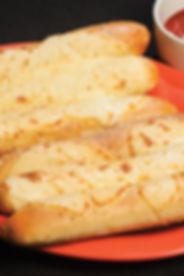 Mio's cheese breadsticks